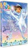 Dora the Explorer: Dora Saves the Snow Princess DVD
