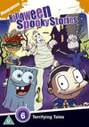Nicktoons: Halloween Spooky Stories DVD