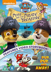 Paw Patrol: Pups And The Pirate Treasure  [2015] DVD