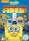 SpongeBob SquarePants - SpongeBob, You're Fired! DVD