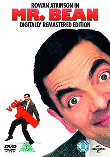 Mr Bean Series 1 Volume 1 Digitally Remastered 20th Anniversary
