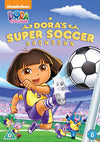 Dora's Super Soccer Showdown DVD