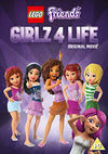 LEGO Friends: Girlz 4 Life  [2016] DVD