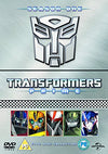 Transformers Prime - Season 1: Part 1-5  [2010] DVD