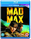 Mad Max: Fury Road  [2015] [region Free] Blu-ray