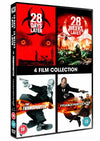 28 Days Later / 28 Weeks Later / The Transporter / The Transporter 2  [2002] DVD