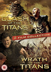Clash Of The Titans/Wrath Of The Titans  [Region Free] Blu-ray