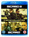Sicario / Sicario 2: Soldado - 2 Movie Collection Blu-ray