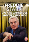 Freddie Starr - Live And Dangerous - Comedy Gold 2010 DVD