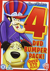 Hanna Barbera Quad DVD