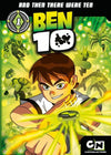 Ben 10 Vol 1: And Then There Were Ten  [2008] DVD