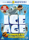 Ice Age 1-5 plus a Mammoth Christmas Box Set  [2002] DVD