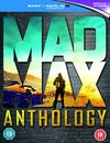 Mad Max Anthology  [2015] Blu-ray