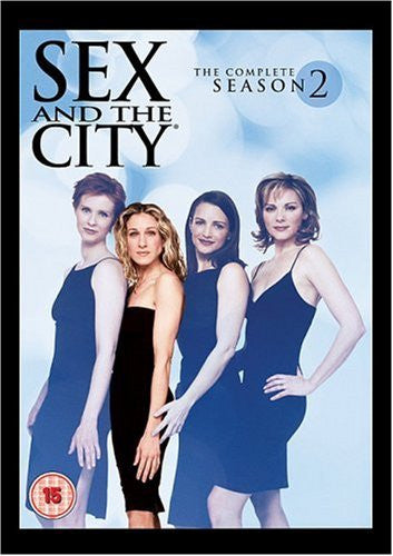 Sex and the city the complete fifth season