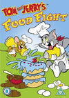 Tom and Jerry's Food Fight  [2011] DVD