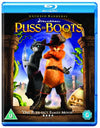 Puss In Boots  [Region Free] Blu-ray