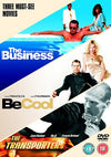 The Business/The Transporter/Be Cool DVD