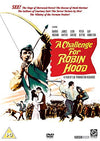 A Challenge For Robin Hood DVD