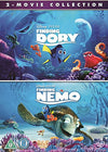 Finding Dory/ Finding Nemo Double Pack DVD