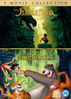 The Jungle Book Live Action and Animation Box Set DVD