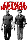 Lethal Weapon: Season 2 DVD