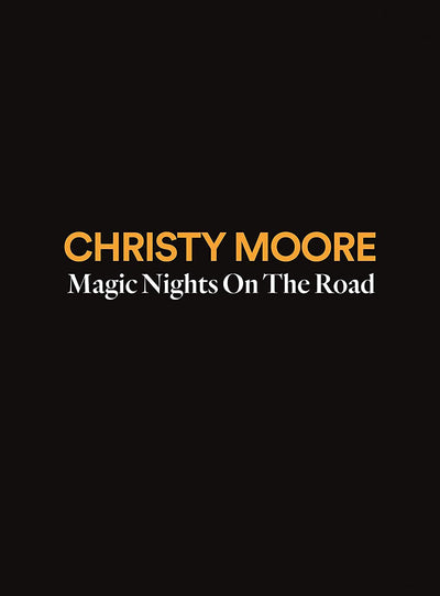 Christy Moore - Magic Nights On The Road [CD Box Set]