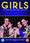 Girls - Season 1-4  [2016] DVD