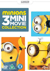 Minion Mini Movies (2015) - 3 mini movies [DVD]