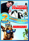 Mr. Popper's Penguins/ Marmaduke Double Pack  [2010] DVD