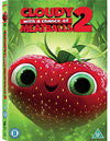 Cloudy With A Chance Of Meatballs 2  [2013] DVD