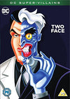 Dc Super-Villains: Two-Face DVD