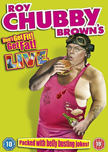 NETTIE: Roy chubby brown new dvd