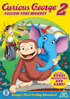 Curious George  - Follow That Monkey DVD