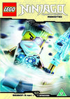 LEGO Ninjago - Masters Of Spinjitzu: Season 3 - Part 1  [2015] DVD