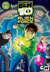 Ben 10 - Alien Force: Volume 1 - Ben 10 Returns DVD