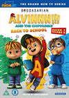 Alvin And The Chipmunks: Season 1 Volume 2 - Back To School DVD