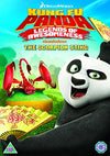 Kung Fu Panda Legends Of Awesomeness: The Scorpion Sting DVD