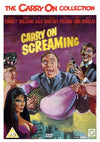 Carry On Screaming DVD
