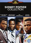 Sidney Poitier Collection DVD