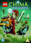 Lego Legends of Chima: The Lion, The Crocodile and the Power of Chi!  [2014] DVD