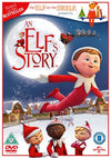 An Elf's Story - The Elf on the Shelf DVD