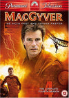 MacGyver - Series 4 - Complete  [1988] DVD