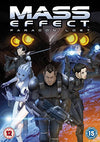 Mass Effect Paragon Lost DVD