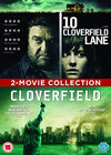 Cloverfield / 10 Cloverfield Lane (Double Pack)  [2016] DVD