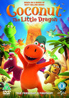 Coconut The Little Dragon  [2015] DVD
