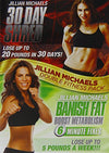 Jillian Michaels - 30 Day Shred / Banish Fat, Boost Metabolism DVD