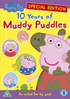 Peppa Pig: 10 Years Of Muddy Puddles DVD