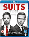Suits - Season 2  [2012] [Region Free] Blu-ray