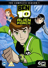 Ben 10 - Alien Force - Season 1 Complete  [2010] DVD