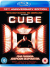 Cube - 15th Anniversary Edition [1997] Blu-ray